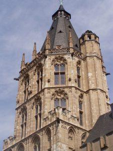 Turm des Historischen Rathauses
