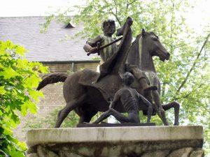 St. Martins-Denkmal