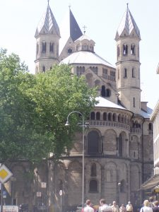 St Gereon